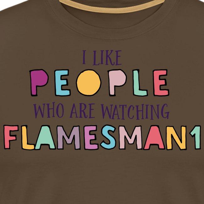 i like people