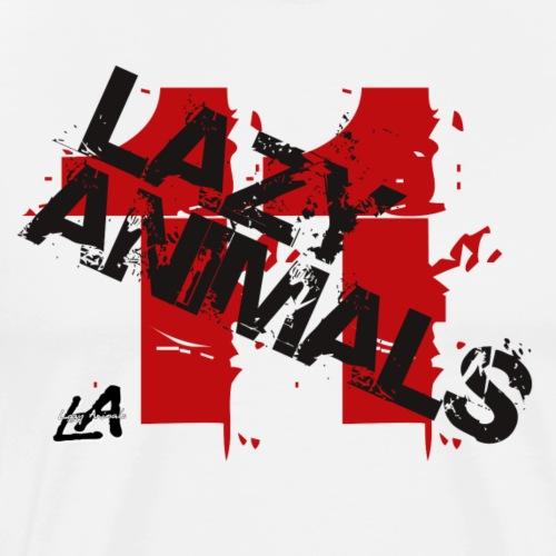 2la11 - Männer Premium T-Shirt