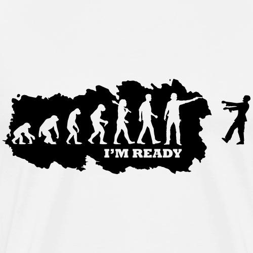 Evolution of Apocalypse - Männer Premium T-Shirt