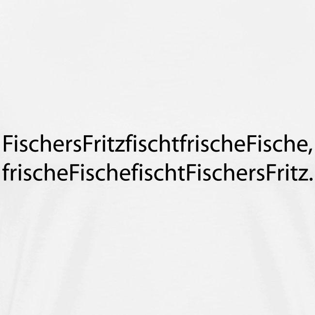 Zungenbrecher // Flirten // fischers fritze