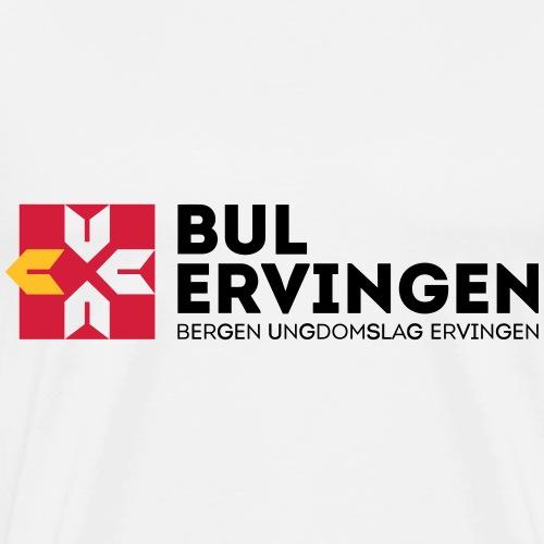 bule-kopp - Premium T-skjorte for menn
