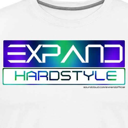 Expand Hardstyle Summer 2017 - Mannen Premium T-shirt