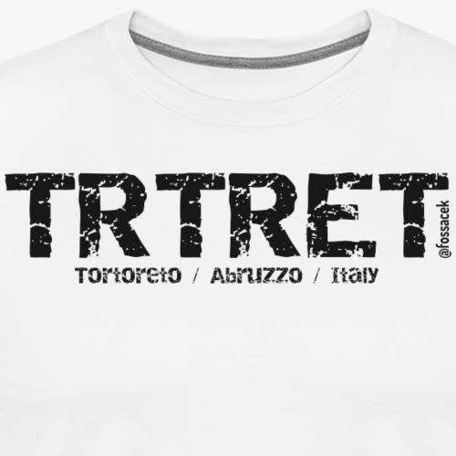 TRTRET - Maglietta Premium da uomo