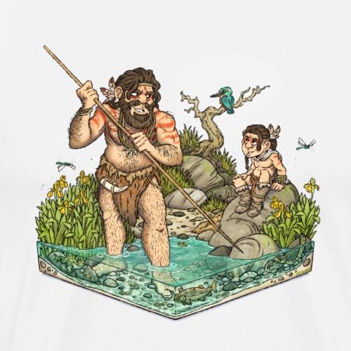 Neanderthal - Men's Premium T-Shirt