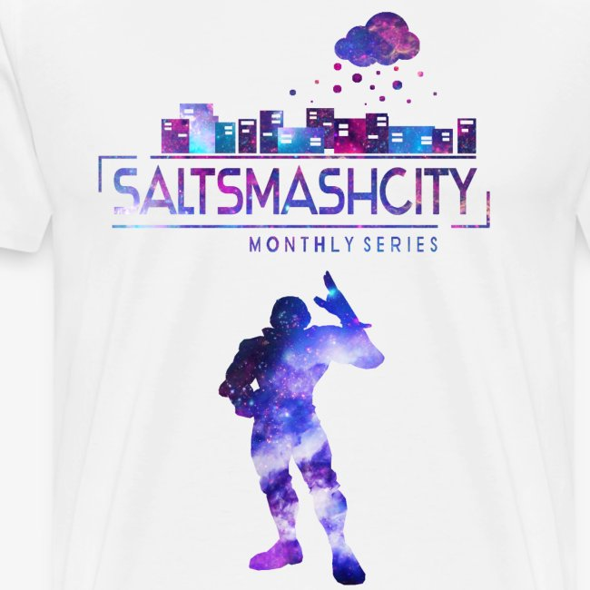 Salt Smash City Galaxy Falcon Blau png