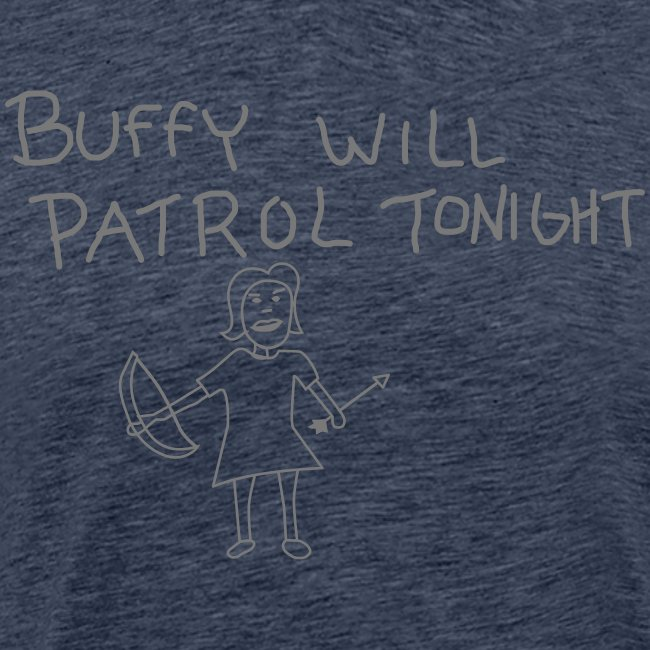buffy's patrol