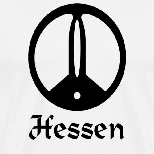 Sondeln Hessen - Männer Premium T-Shirt