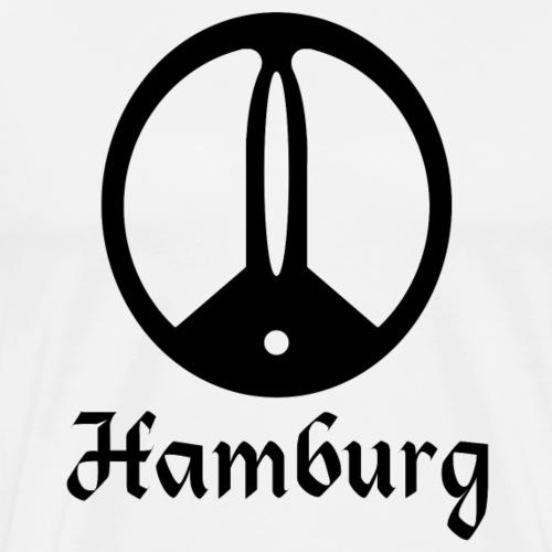 Sondeln Hamburg - Männer Premium T-Shirt