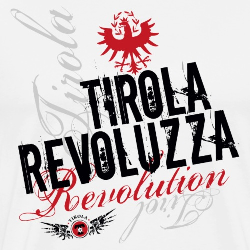 Tirola Revoluzza schwarz - Männer Premium T-Shirt