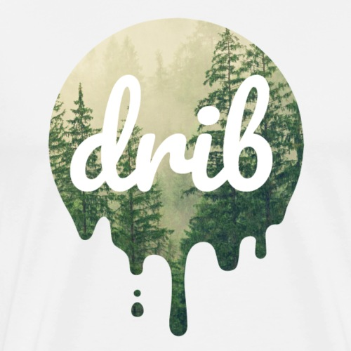 Drib Apparel Forest - Men's Premium T-Shirt