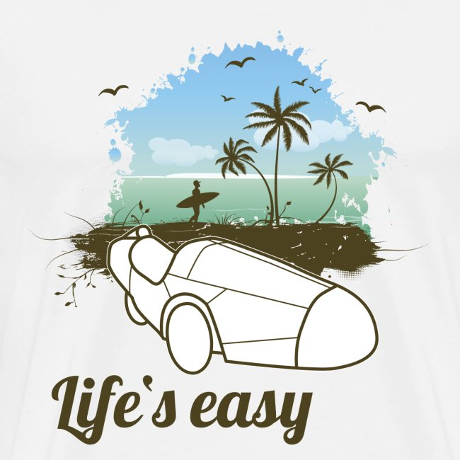 Life's easy A4