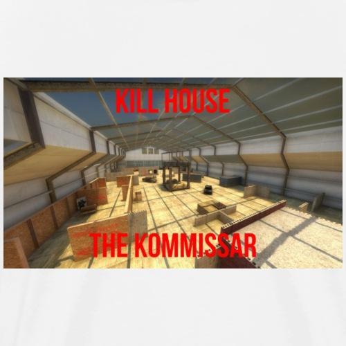 kill house text jpg - Men's Premium T-Shirt