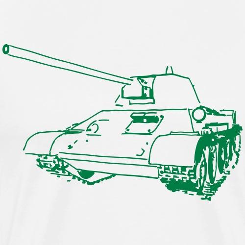 T-34 - Männer Premium T-Shirt