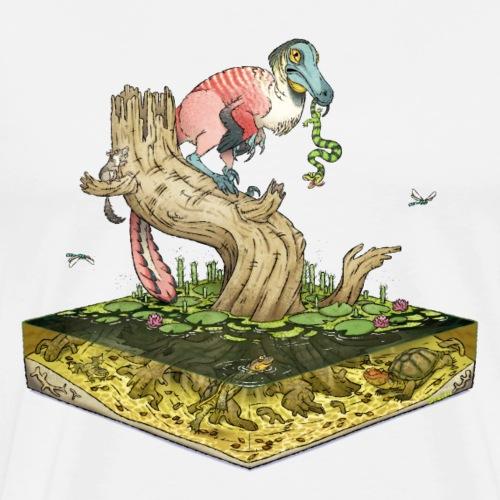 Buitreraptor - Men's Premium T-Shirt