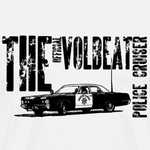 chp volbeat - Herre premium T-shirt
