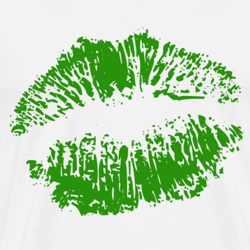 Irish Lips - Men's Premium T-Shirt