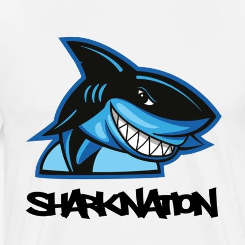 SHARKNATION / Black Letters