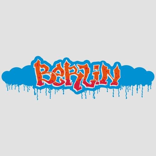 Berlin Graffiti - Männer Premium T-Shirt
