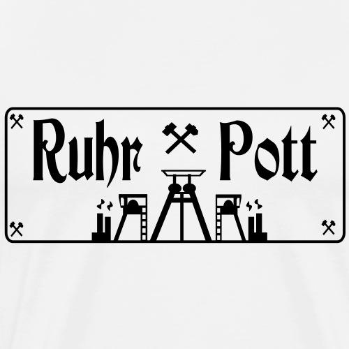 Ruhrpott - Männer Premium T-Shirt