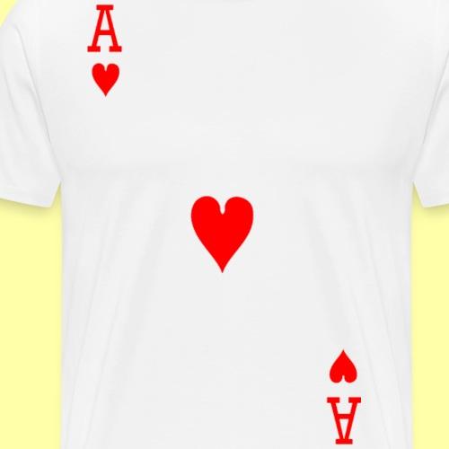 I'm a card! - Maglietta Premium da uomo