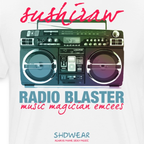 Radio Blaster - Men's Premium T-Shirt