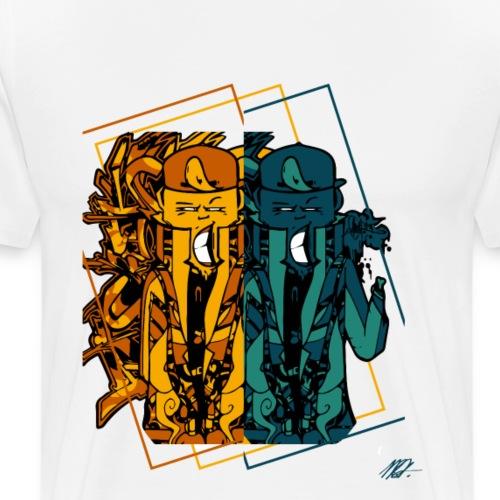 DemonSmile - COLL01 - AVR2K17 - T-shirt Premium Homme