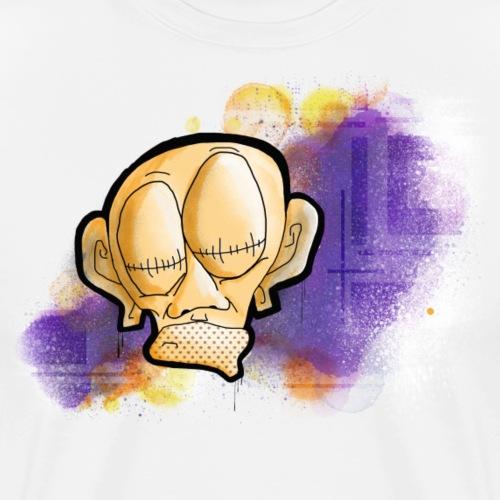 GubbeLille by Therawburt - Premium-T-shirt herr