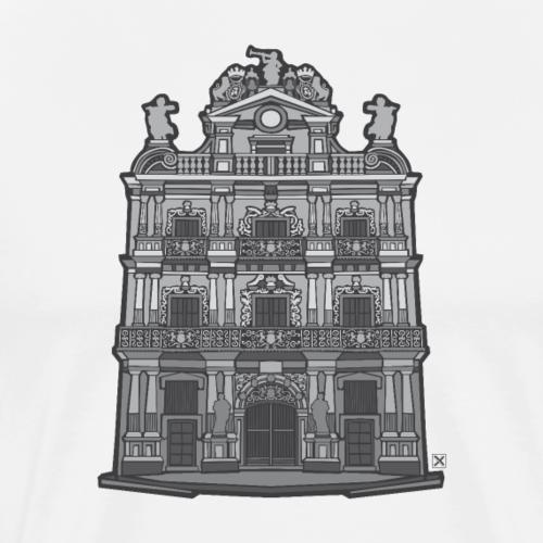 Ayuntamiento de Pamplona/Iruña - Camiseta premium hombre