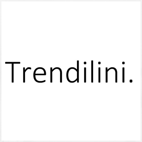 Trendilini. - Premium T-skjorte for menn