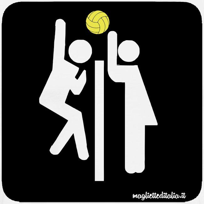 Toilet Volley