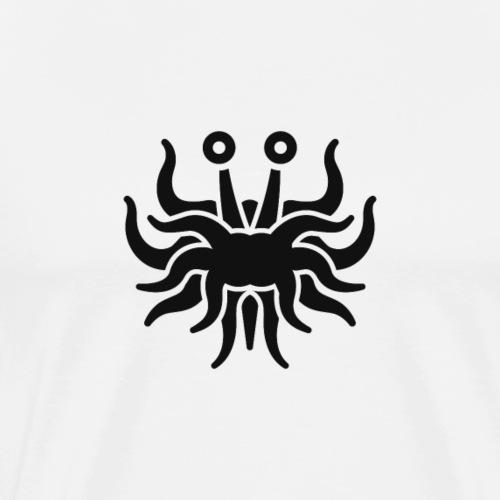 FSM, without stroke - Mannen Premium T-shirt