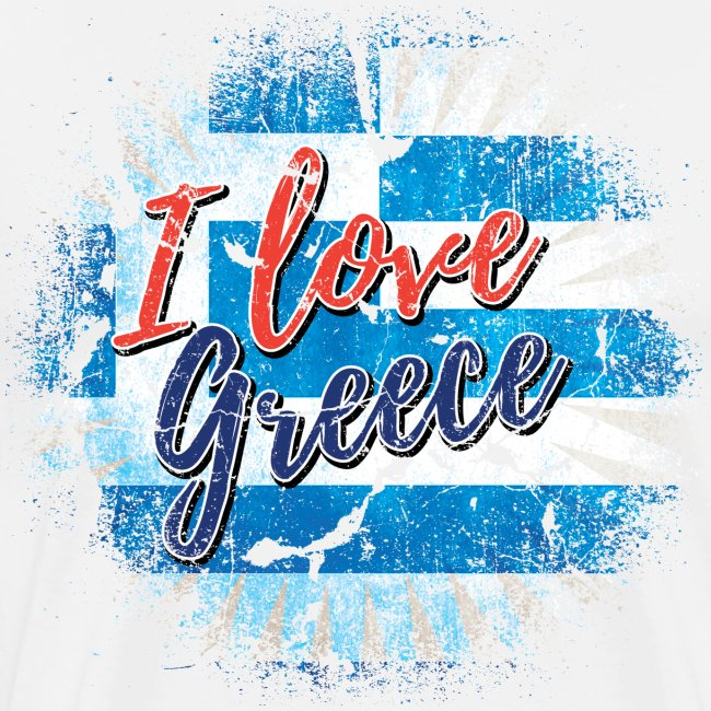 AND LOVE GREECE