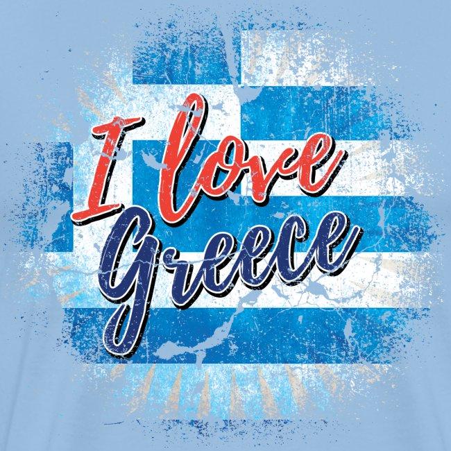 AND LOVE GREECE