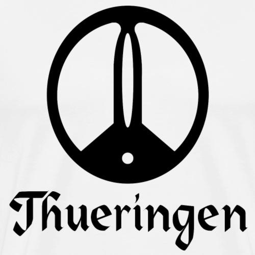 Sondeln Thüringen - Männer Premium T-Shirt