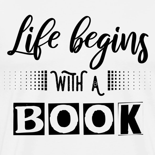 0016 life book book lover reader beginning