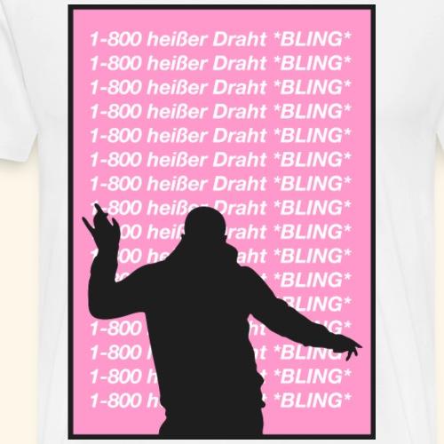 heißer Draht - Männer Premium T-Shirt