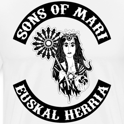 Sons of Mari (black) - Camiseta premium hombre