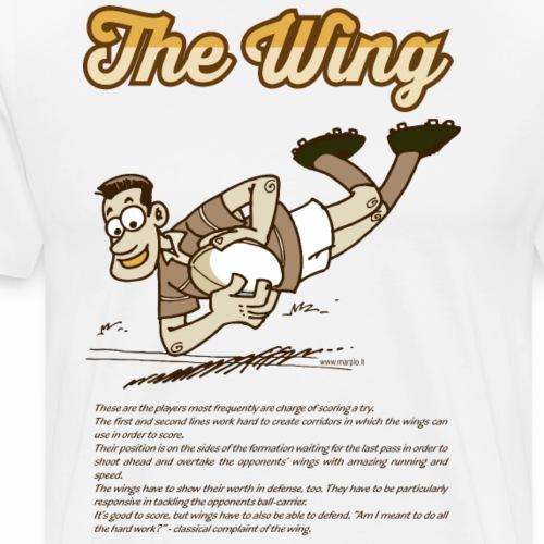 Wing_Marplo.png - Maglietta Premium da uomo