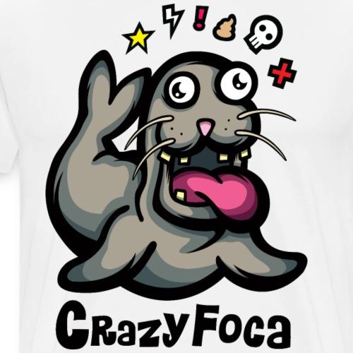 CrazyFoca - Men's Premium T-Shirt