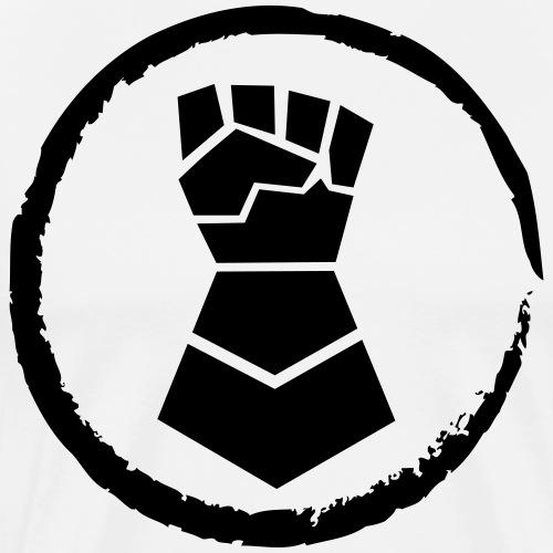 Eiserne Faust - Männer Premium T-Shirt