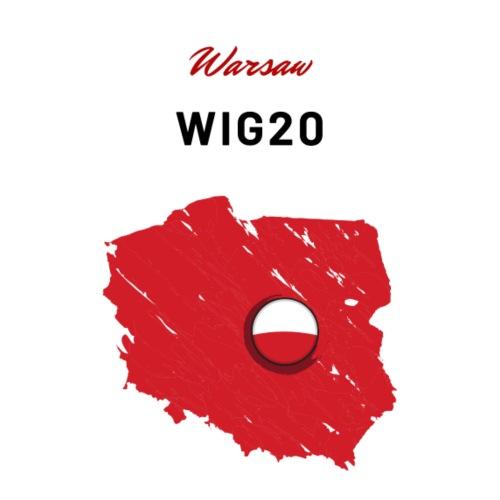 WIG20 - Men's Premium T-Shirt