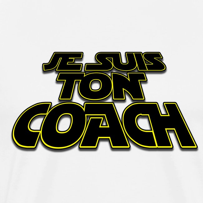 je suis ton coach