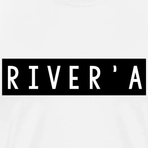 Diseño minimalista - Camiseta premium hombre