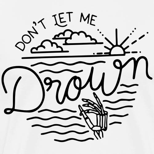 DNTL - Camiseta premium hombre