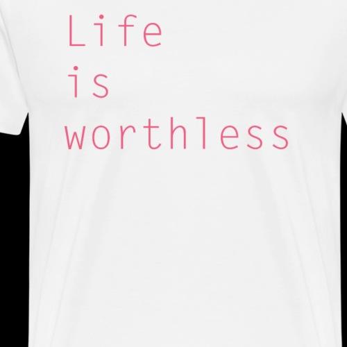 life2 - Männer Premium T-Shirt