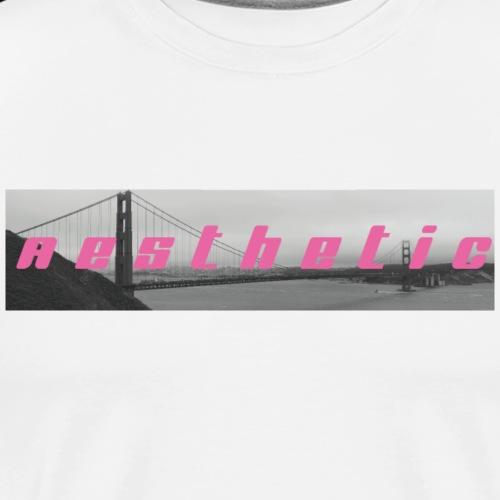 aesthetic_V1 - Männer Premium T-Shirt