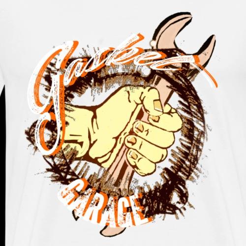Gasket Garage - Männer Premium T-Shirt