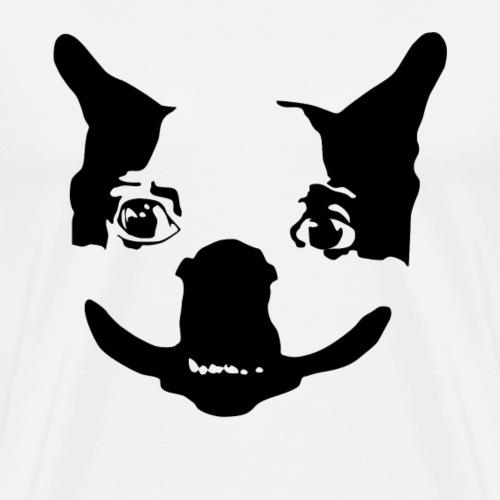 Lennu - Musta - Miesten premium t-paita