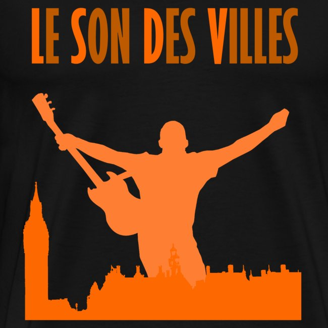 Le Son Des Villes _ The City is Mine