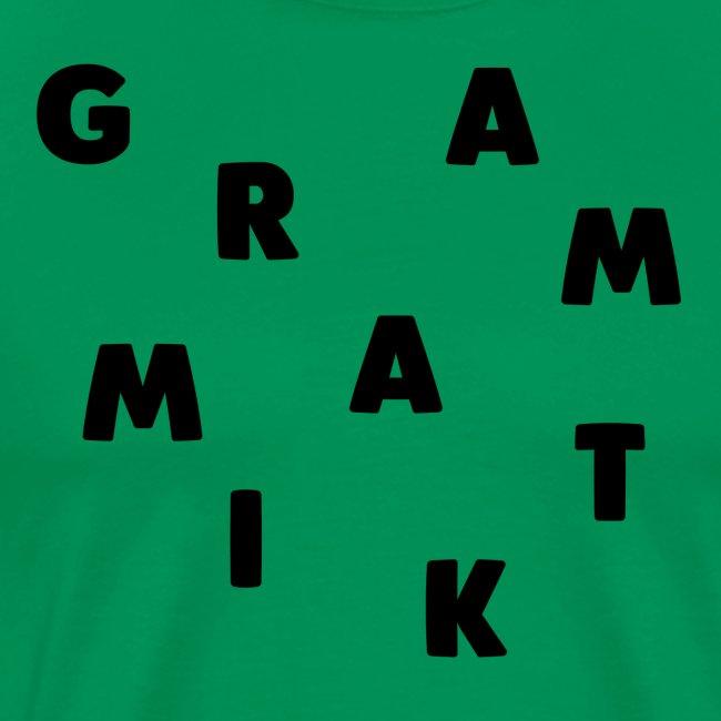 GRAMMATIK - Krydset